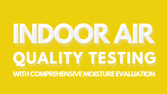 Indoor Quality Testing 2 | Mold Testing | Quest Property Inspections